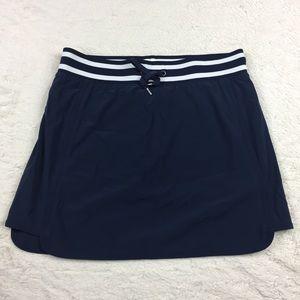 Athleta athletic skirt with shorts